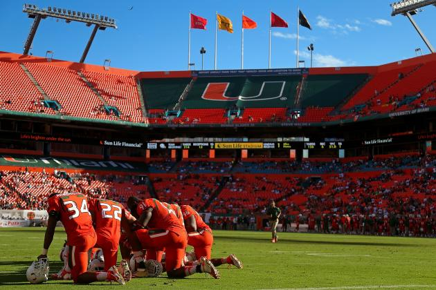 Miami Football: Canes Must Go All-in on David Beckham's Stadium Project