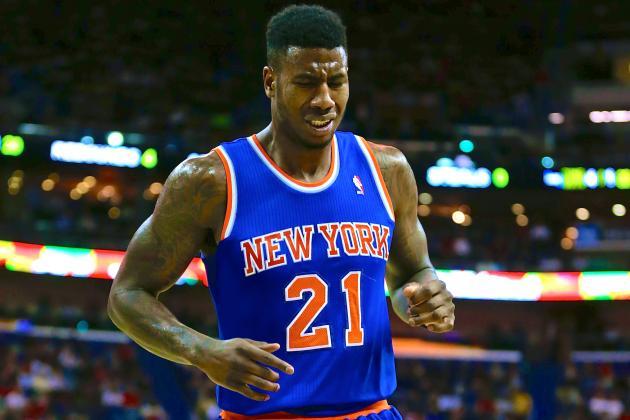 Iman Shumpert Injury: Updates on Knicks Guard's Knee and Return
