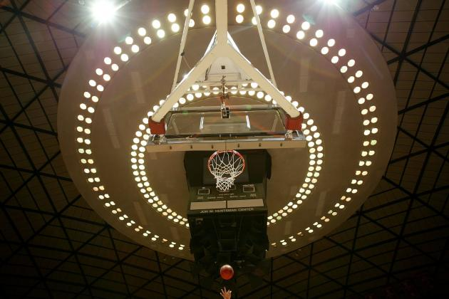 Winston-Salem State and Johnson C. Smith Finish Tied After Light Fixture Breaks
