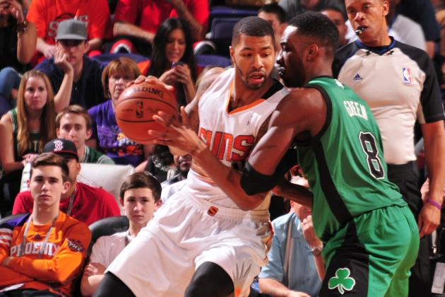 Balanced Suns Hold off Celtics 100-94