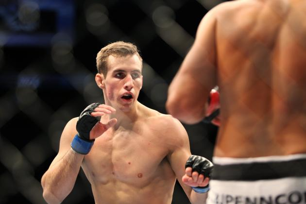 UFC 170: Rory MacDonald Ready for Demian Maia, Eyeing WW Title in 2014