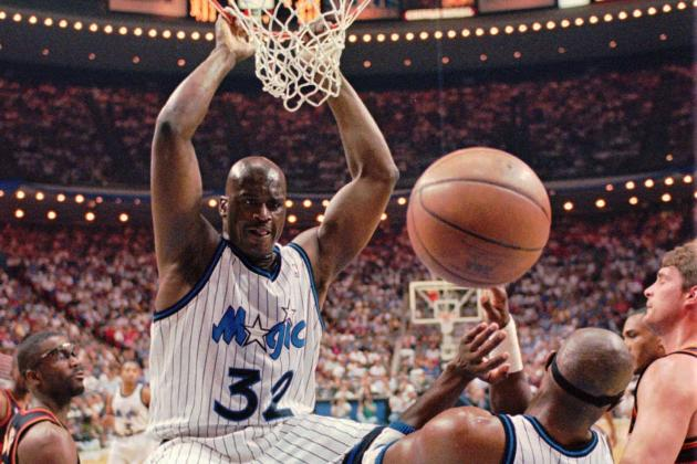 The Orlando Magic's Mount Rushmore