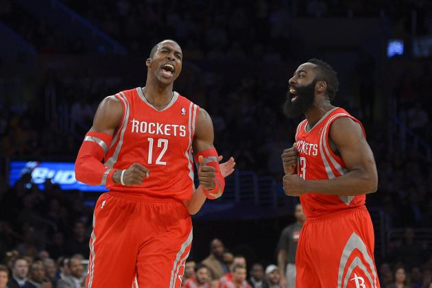 Where Will Houston Rockets' Young Core Fit in the Western Conference?
