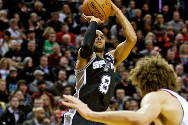 San Antonio Spurs vs. Portland Trail Blazers: Live Score and Analysis