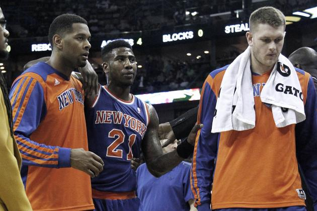 Iman Shumpert Injury Could Save New York Knicks from Making Big Trade Mistake