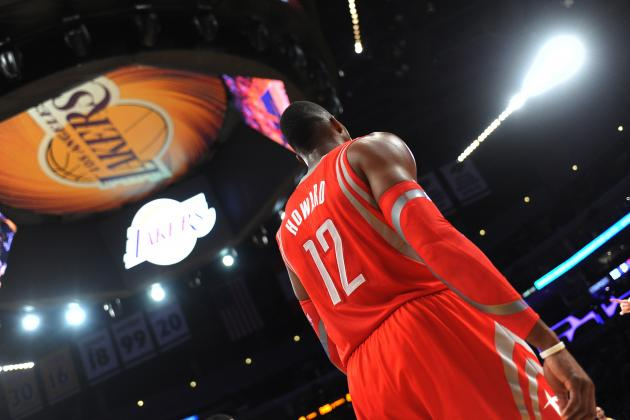 Dwight Howard Left Los Angeles Lakers in Tatters, and He Seems to Enjoy That