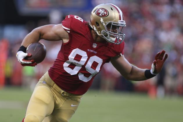 San Francisco 49ers: Is Vance McDonald the Right Complement to Vernon Davis?