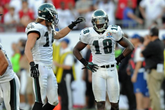 If the Eagles Have to Choose, Should They Keep Jeremy Maclin or Riley Cooper?