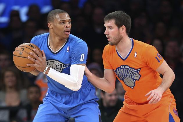 Full Predictions for Russell Westbrook's Return to the Oklahoma City Thunder