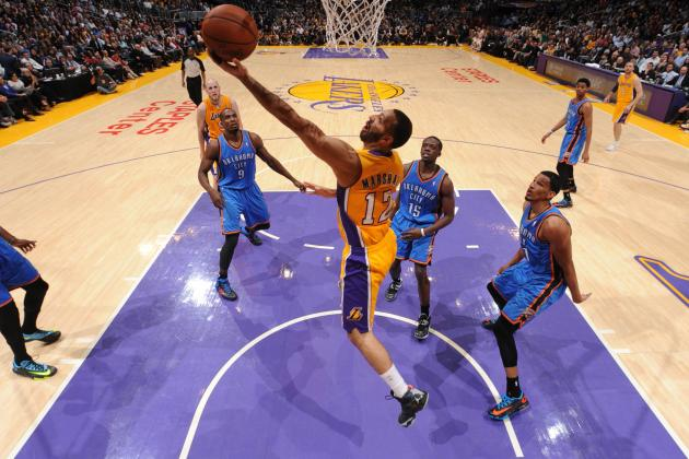 Is the Lakers' Kendall Marshall the League's Most Improved Player?