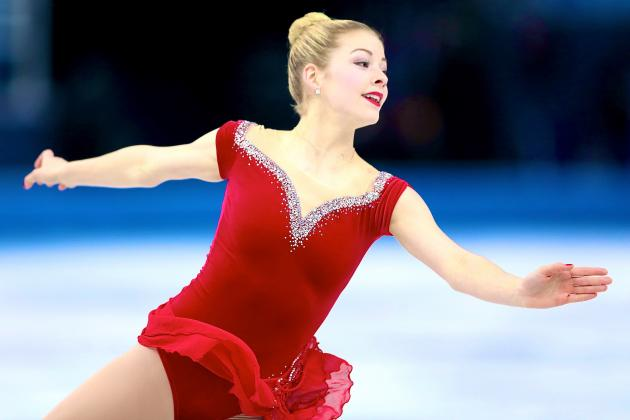 Gracie Gold Must Conquer Nerves to Reach Figure Skating Podium
