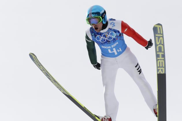 Olympic Nordic Combined 2014: Men's Team Large Hill Results and Recap