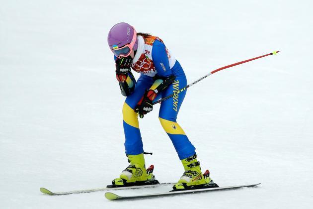 Ukraine Skier Bogdana Matsotska Set to Quit Sochi Winter Olympics Amid Violence