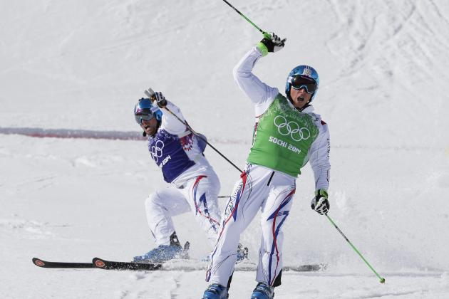 Men's Ski Cross Olympics 2014: Medal Winners and Final Results