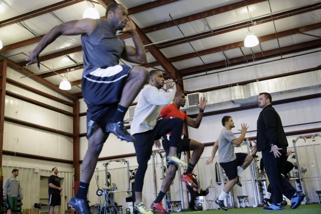 How Do NFL Prospects Prepare for the Combine?