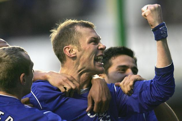 Everton Legend Duncan Ferguson Promoted to First-Team Coaching Staff