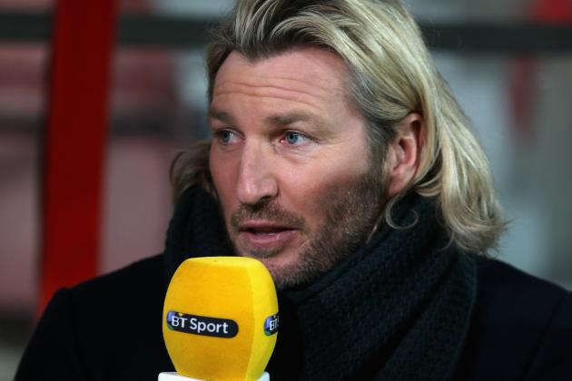 Robbie Savage Promises to Quit Punditry If Manchester City Win at Barcelona