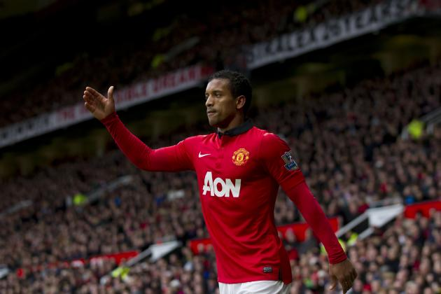 What does the future hold for Nani at Manchester United?