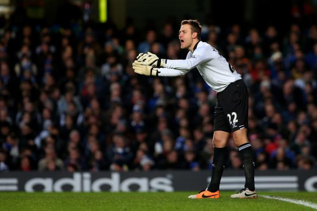 Should Liverpool Goalkeeper Simon Mignolet Be Belgium No. 1 for World Cup?