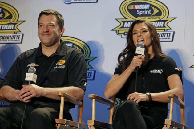 Tony Stewart Says Danica Patrick Should Race Richard Petty