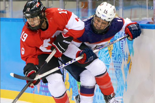 US vs. Canada Women's Hockey: A Rivalry the Olympics Needs to Keep
