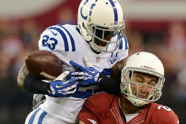 Vontae Davis, Colts in Early Stages of Contract Talks
