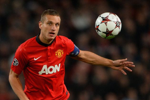 Manchester United Transfer News: Nemanja Vidic-to-Inter Deal '90 Percent Done'