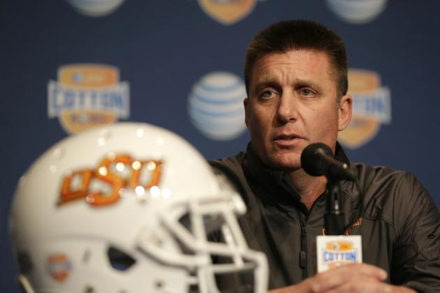 Mike Gundy's Coaches Chalk Talk Videos a Great Marketing Strategy