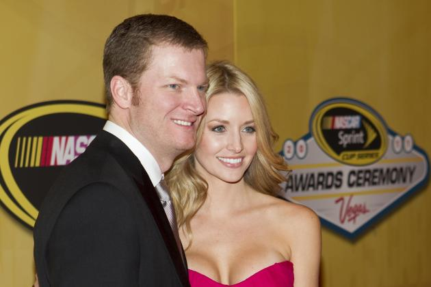 Amy Reimann: Dale Earnhardt Jr.'s Girlfriend Helps Him Through the Rough Patches