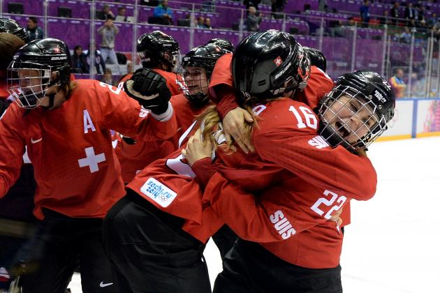 Swiss Women Rally by Sweden to Claim Hockey Bronze