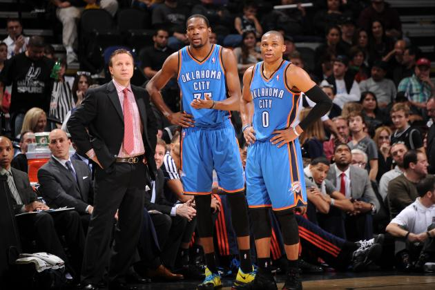 Russell Westbrook Won't Threaten Kevin Durant's 2014 MVP Bid