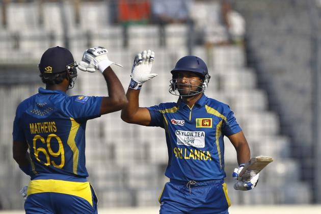 Bangladesh vs. Sri Lanka, 2nd ODI: Video Highlights, Scorecard & Report