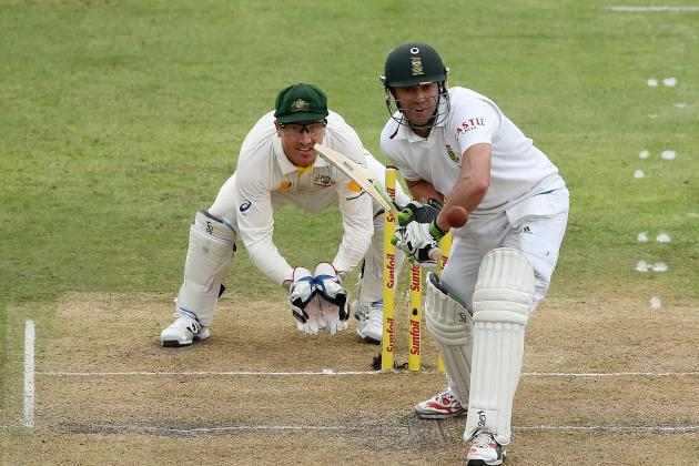 South Africa vs. Australia, 2nd Test, Day 1: Video Highlights, Scorecard, Report