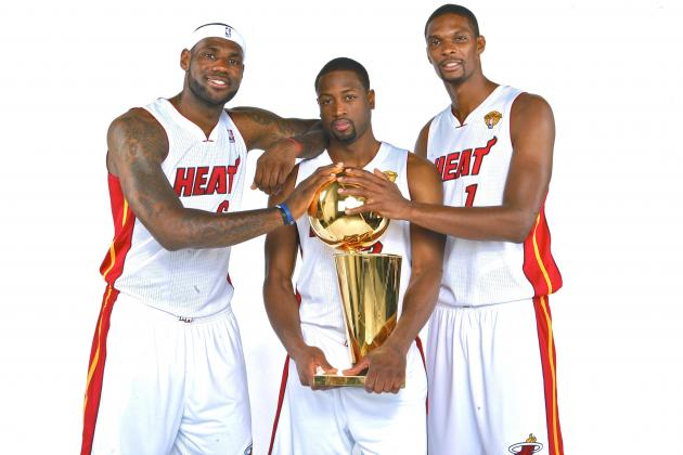 Former NBA Stars Would Grant All-Time Status to Three-Peating Miami Heat