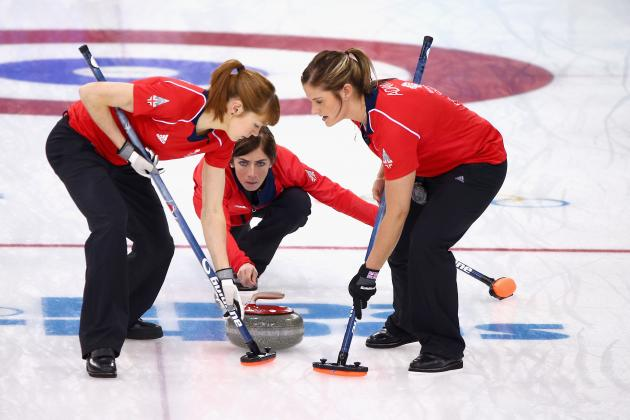 Olympic Curling 2014: Results Tracker, Medal Winners and More
