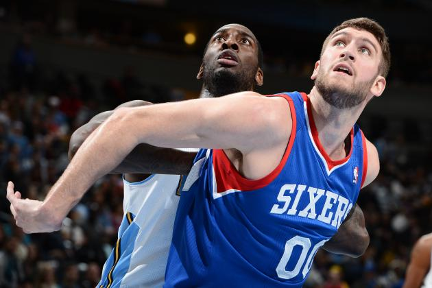 Spencer Hawes Trade Necessary Step in Philadelphia 76ers Rebuild