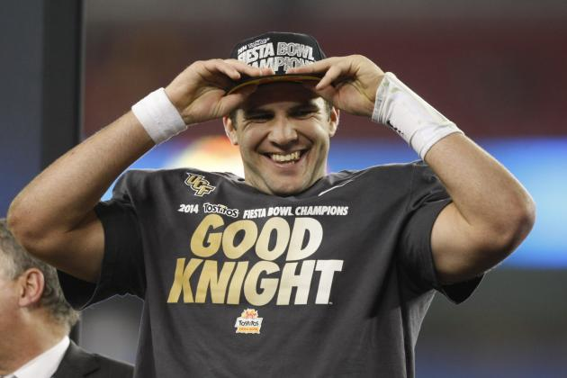 Blake Bortles Will Solidify Himself as Houston Texans' Top Choice at Combine