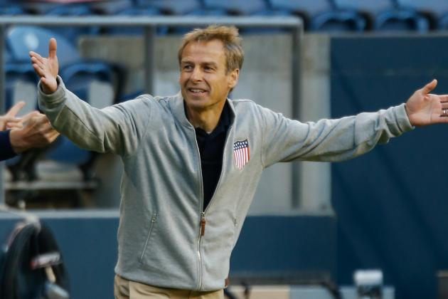 My U.S. Team Will Oust Germany or Portugal: Klinsmann