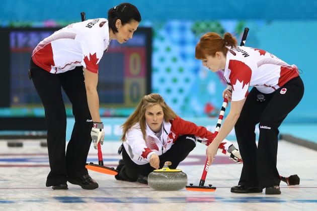 Canada Claims Gold in Women's Curling, GB Wins Bronze