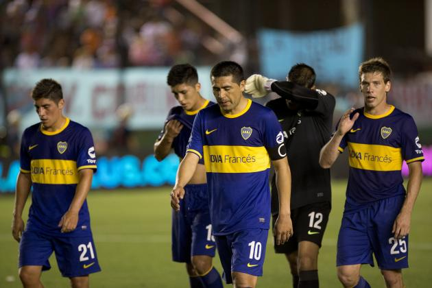 Boca Juniors and Carlos Bianchi Must End Dependence on Tiring Juan Riquelme