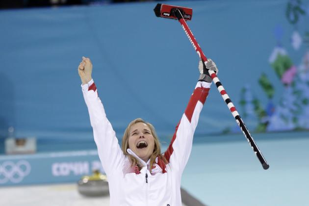 Women's Curling Medal Winners and Final Results from Olympics 2014