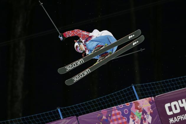 Women's Freestyle Skiing Halfpipe Olympics 2014: Qualifying Results and Recap