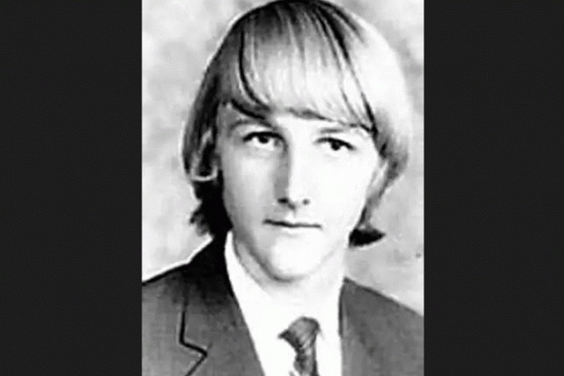 Larry Bird's High School Yearbook Photo Is the Throwback Thursday Pic You Need