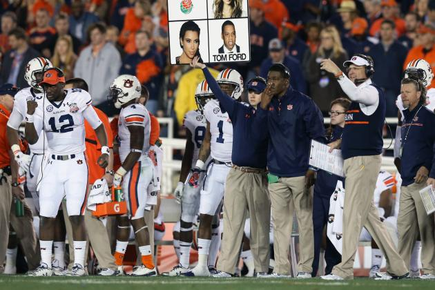 Gus Malzahn May Not Fill Vacant Support Staff Positions