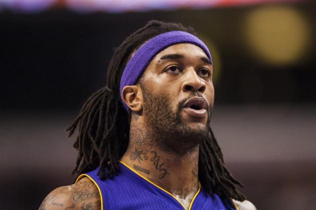 NBA Rumors: Los Angeles Lakers want a 2nd round pick for Jordan Hill