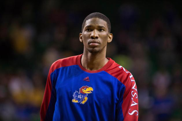NBA Draft Expert's Notebook: Why Joel Embiid Is Still No. 1 2014 Prospect