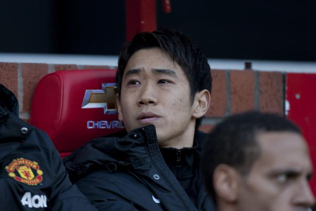 Shinji Kagawa Set to Be a Casualty of David Moyes' Manchester United Revolution