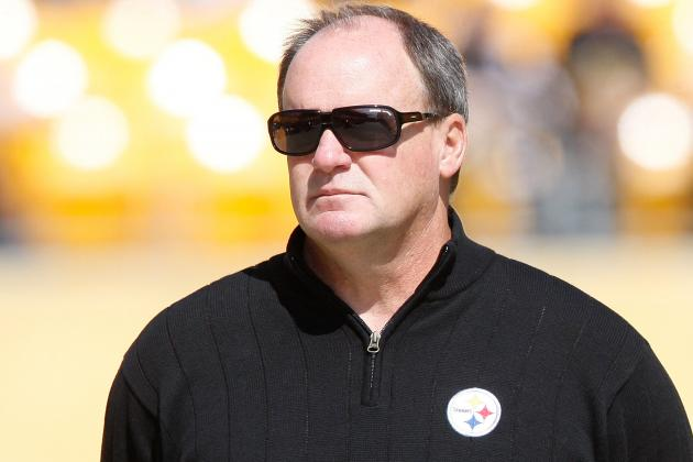 Steelers' GM Colbert: This Is Most Immature Draft Class I've Seen