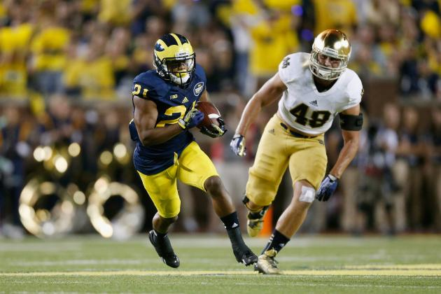 Michigan, Notre Dame to Play Night Game for Fourth Straight Season