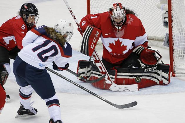 Olympic Hockey 2014: Medal Winners and Final Scores from Women's Bracket